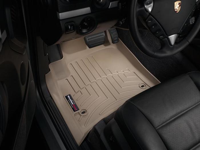 WeatherTech Porsche Cayenne Floor Mats