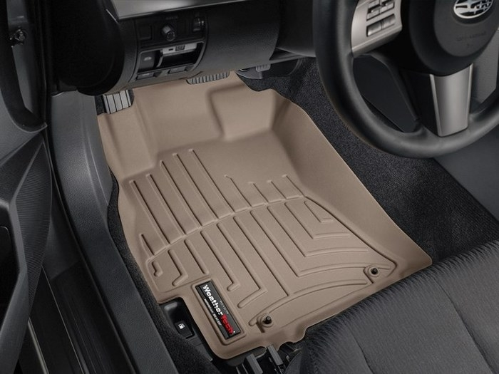 WeatherTech Subaru Outback Floor Mats