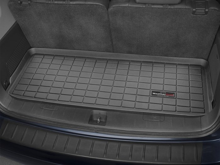 WeatherTech Subaru Tribeca Floor Mats