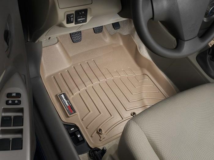 WeatherTech Toyota Yaris Floor Mats