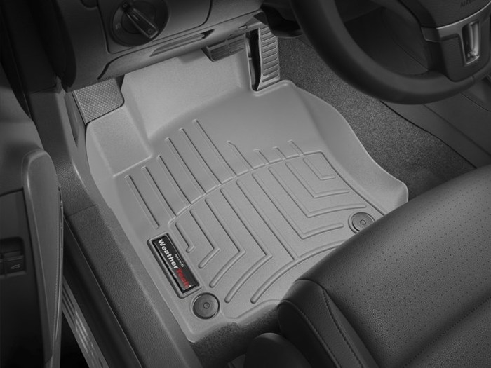 WeatherTech Volkswagen R32 Floor Mats