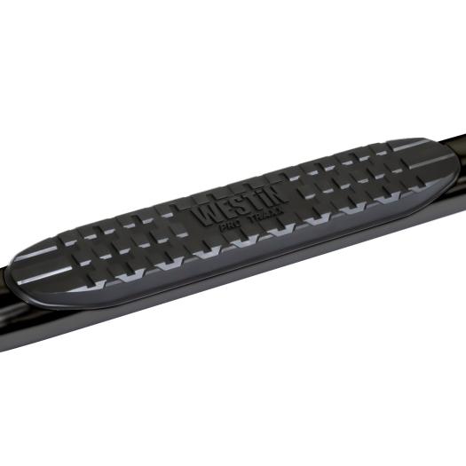 """Westin ProTraxx 4"""" Oval Cab Length Step Bars"""