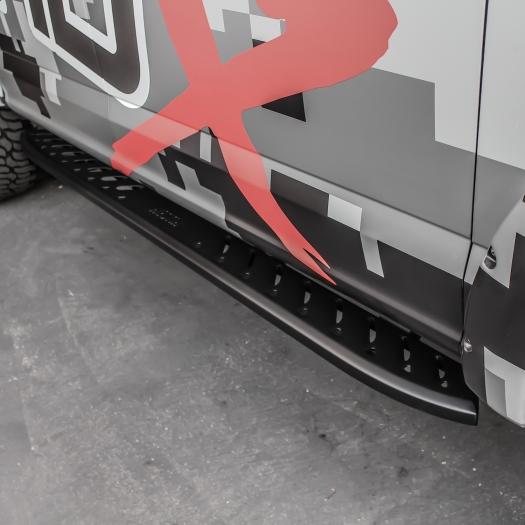 Westin Thrasher Cab Length Step Boards
