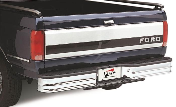 Westin Fey Surestep XLT Bumpers