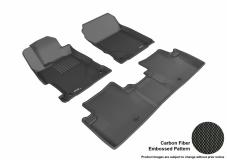 3D MAXpider Acura ILX Floor Mats