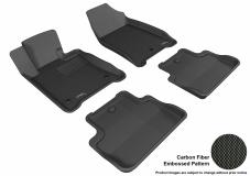 3D MAXpider Acura TL Floor Mats