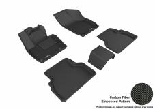 3D MAXpider Audi Q3 Floor Mats