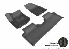 3D MAXpider Buick Envision Floor Mats