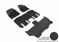 3D MAXpider Chrysler Pacifica Floor Mats