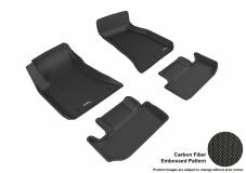 3D MAXpider Dodge Challenger Floor Mats