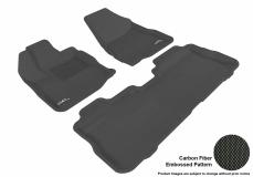 3D MAXpider GMC Terrain Floor Mats