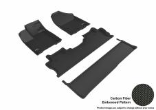 3D MAXpider Honda Ridgeline Floor Mats