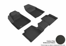 3D MAXpider Jeep Cherokee Floor Mats