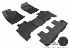 3D MAXpider Lexus GX460 Floor Mats