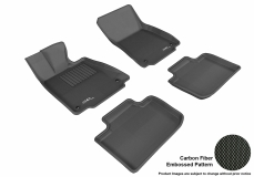 3D MAXpider Lexus IS300 Floor Mats