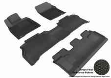 3D MAXpider Lexus LX570 Floor Mats