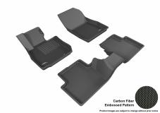 3D MAXpider Mazda CX-3 Floor Mats