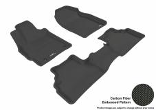 3D MAXpider Mazda CX-7 Floor Mats