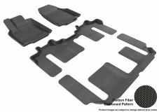 3D MAXpider Mazda CX-9 Floor Mats