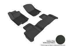 3D MAXpider Mercedes-Benz GLE550 Floor Mats