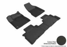 3D MAXpider Nissan Murano Floor Mats