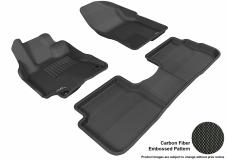 3D MAXpider Pontiac Vibe Floor Mats