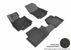3D MAXpider Scion iA Floor Mats