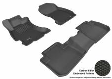 3D MAXpider Subaru Forester Floor Mats
