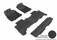 3D MAXpider Toyota 4Runner Floor Mats