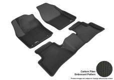 3D MAXpider Toyota C-HR Floor Mats