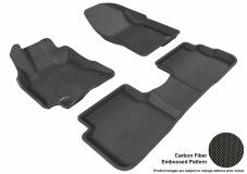 3D MAXpider Toyota Matrix Floor Mats