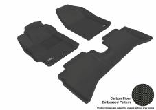 3D MAXpider Toyota Prius C Floor Mats