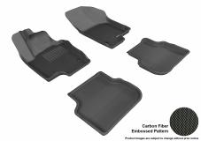 3D MAXpider Volkswagen Jetta Floor Mats