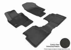 3D MAXpider Volkswagen Tiguan Floor Mats