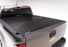 G2 tonneau fully closed