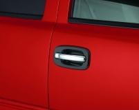 AVS Chrome Door Lever Covers
