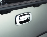 AVS Chrome Tailgate Handle Cover
