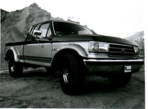 Bushwacker Ford Bronco Fender Flares