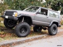 Bushwacker Jeep Comanche Fender Flares