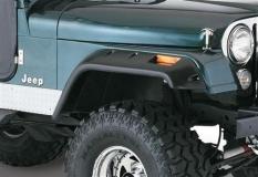 Bushwacker Jeep Willys Fender Flares