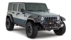 Bushwacker Jeep Wrangler JK Fender Flares