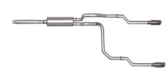 Gibson Dual Split Rear Cat-Back Exhaust System