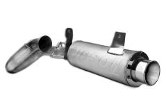 Gibson UTV Exhaust System