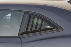 GT Styling Louvered Window Covers