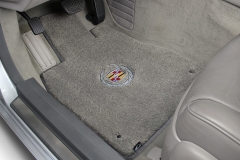 Lloyd Luxe Carpet Floor Mats