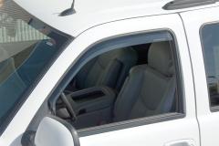 Putco Element Tinted Tape-On Window Visors