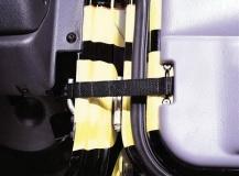 Rampage Jeep Adjustable Door Strap