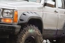 Rugged Ridge All Terrain Fender Flares