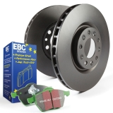 EBC Brakes S3 Greenstuff 6000 and GD Rotors Kit