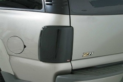 Wade Tail Light Covers - Solid or Slotted